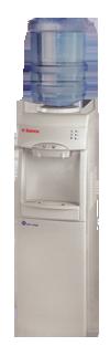 Refrigeratori per l'erogazione di acqua in boccioni